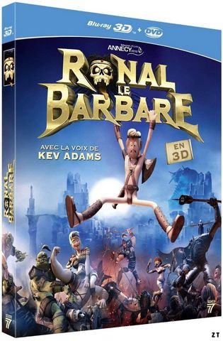 Ronal Le Barbare Streaming : ronal, barbare, streaming, Ronal, Barbare, Blu-Ray, French, Français
