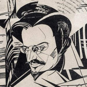 trotsky-cubo-futurist-rendering-probably-annenkov12 (1)