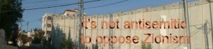 How Israel Silences Its Critics:Why We Oppose the Witch Hunt @ Brighton Friends Meeting House