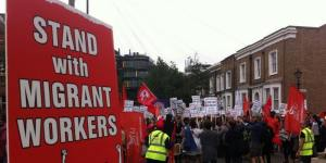 Labour Campaign for Free Movement: London supporters' Meet-Up @ Harris Massey Lecture Theatre