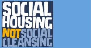 Social Housing NOT Social Cleansing @ Marchmont Community Centre
