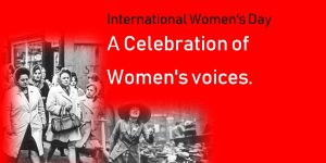Celebrating Women's Voices: International Women's Day @ Wanstead Library