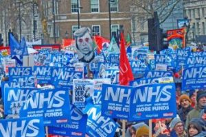 NHS at 70: Free, for all, forever @ Portland Place