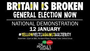 Britain is Broken - General Election Now! @ BBC