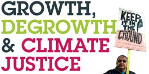 Growth, Degrowth and Climate Justice @ St Mark's Church