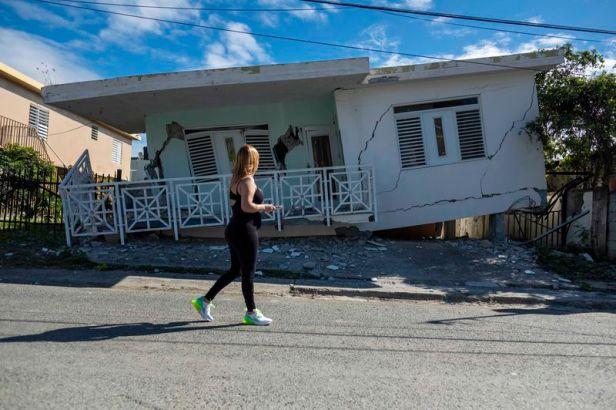 Jan. 2020 PRearthquake (Ricardo Arguengo:Getty)