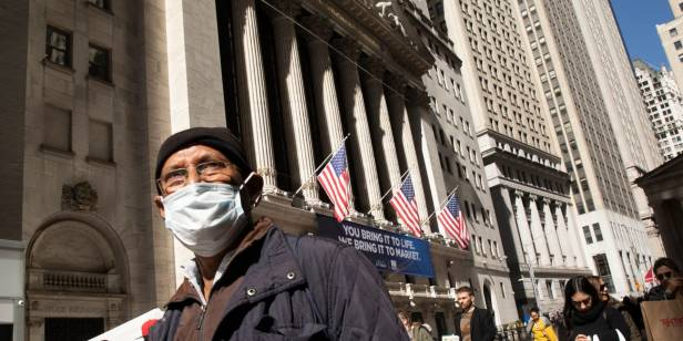 March 2020 Wall St virus