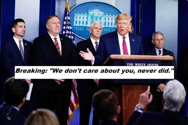 Trump news conf