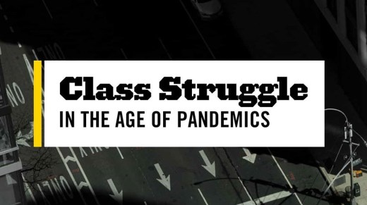 class struggle pandemic