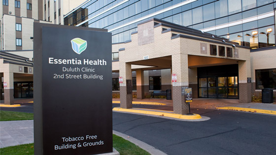 Essentia-Health-Duluth-Clinic-2nd-Street-Building