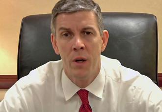 Education Secretary Arne Duncan