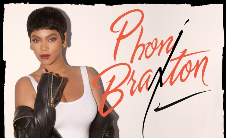Beyonce as Toni Braxton