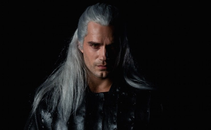 Henry Cavill The Witcher