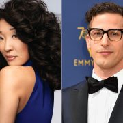 Sandra Oh, Andy Samberg to host the 2019 Golden Globes next month 1