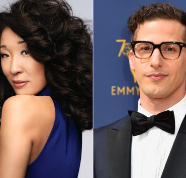 Sandra Oh, Andy Samberg to host the 2019 Golden Globes next month 2