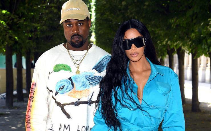 Kim Kardashian Criticized Over North West's Lipstick In New Family Photo 1