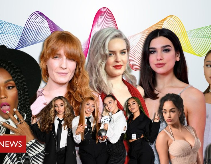 Women dominate Brit Awards nominations 1