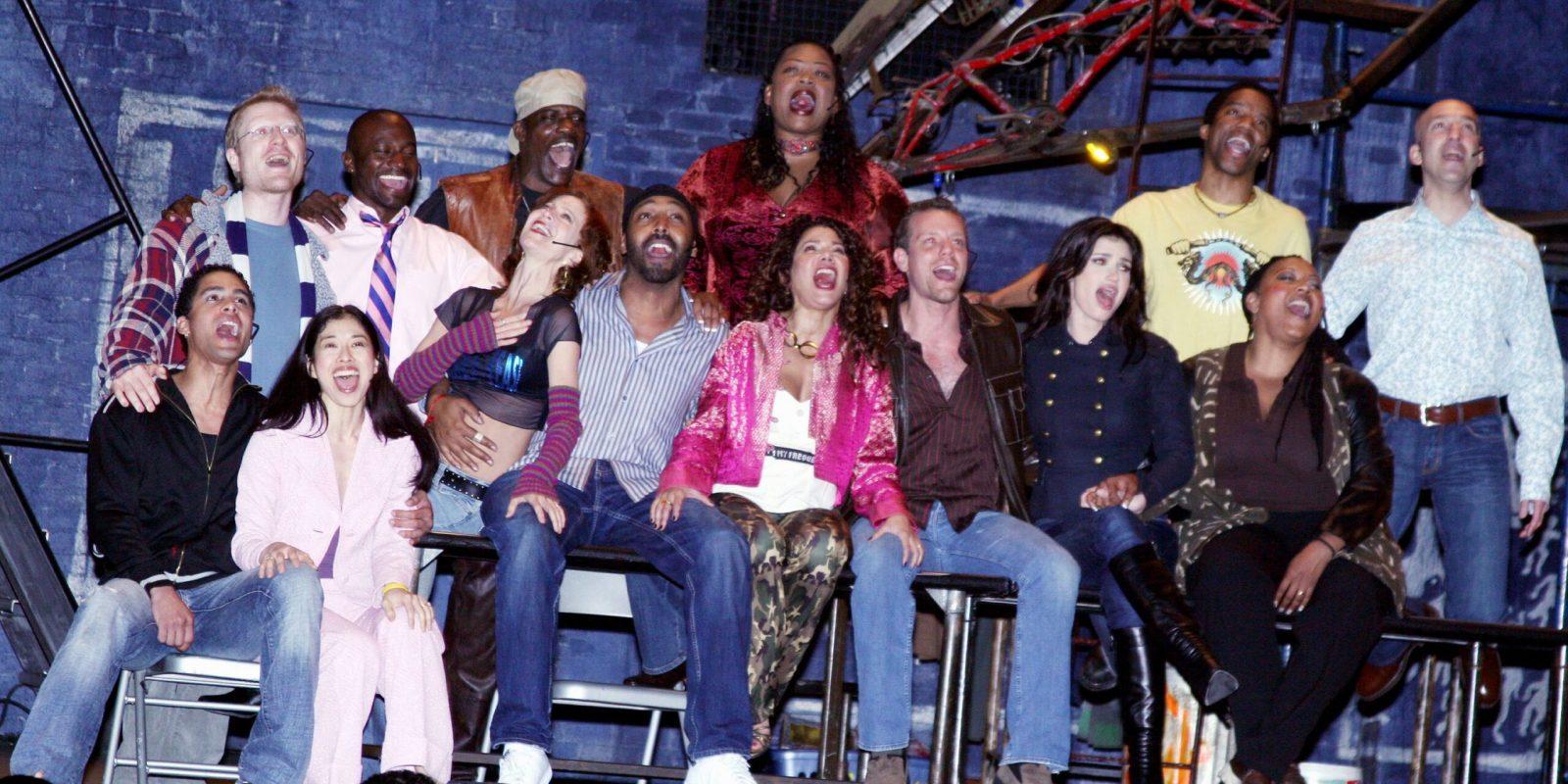 Rent's Original Broadway Cast Will Reunite During 'Rent Live' 1