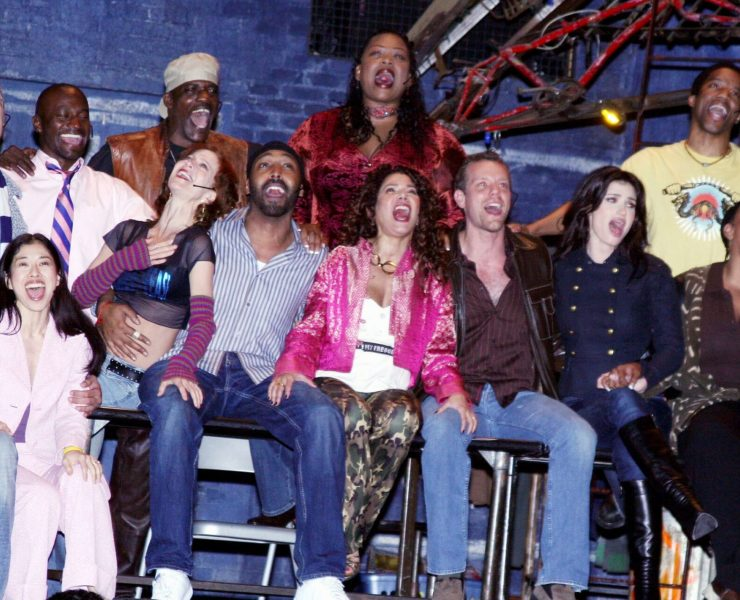 Rent's Original Broadway Cast Will Reunite During 'Rent Live' 5