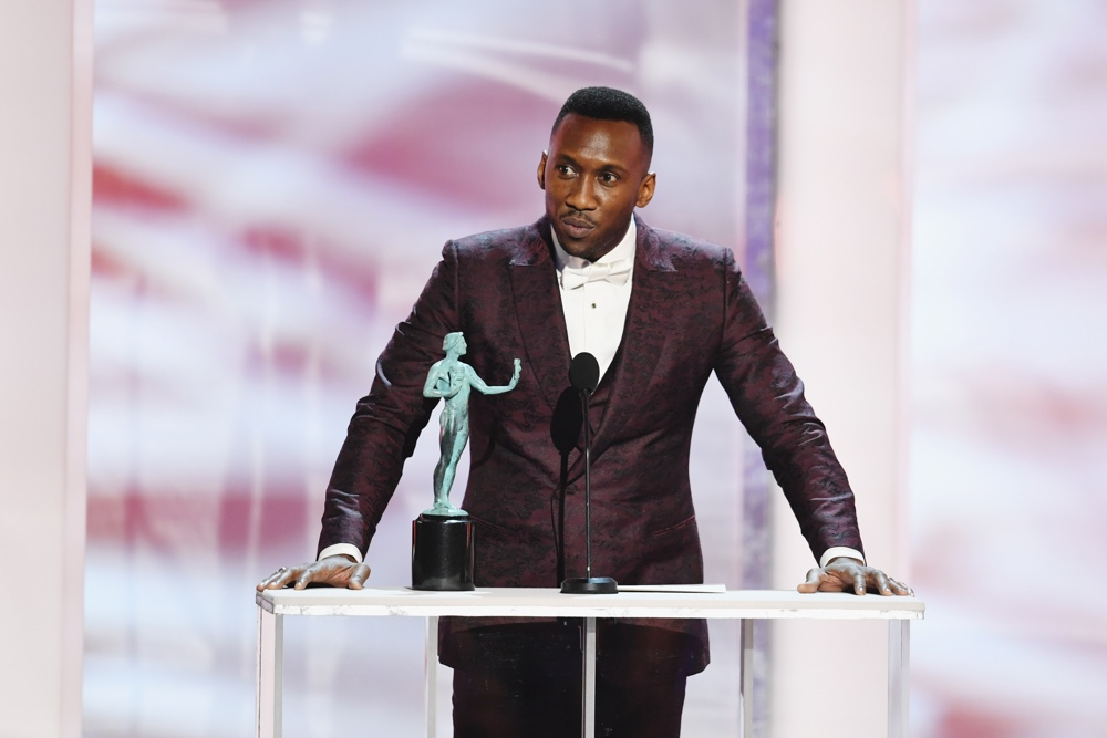 Mahershala Ali 25th Annual Screen Actors Guild Awards - Inside