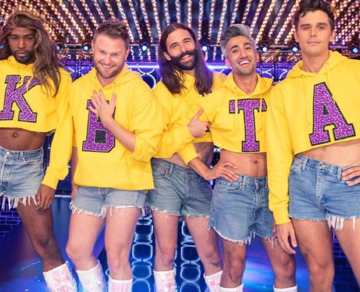 Queer Eye on Lip Sync Battle
