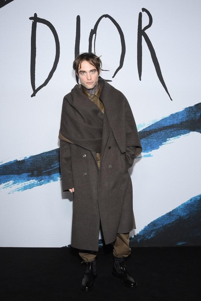 Dior Homme : Photocall - Paris Fashion Week - Menswear F/W 2019-2020
