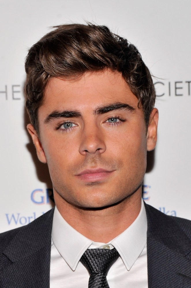 """Zac Efron The Cinema Society & Bally Host A Screening Of Sony Pictures Classics' """"At Any Price"""" - Arrivals"""