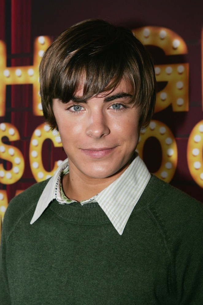 "Zac Efron ""High School Musical"" Photo Call"