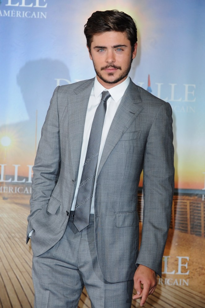 Zac Efron 'Charlie St.Cloud' Photocall - 36th Deauville Film Festival