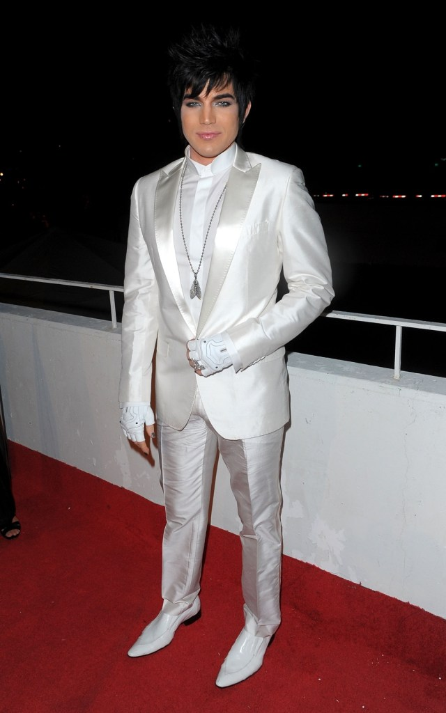 "Adam Lambert 3rd Annual Art Of Elysium ""Heaven"" Gala Event - Arrivals"