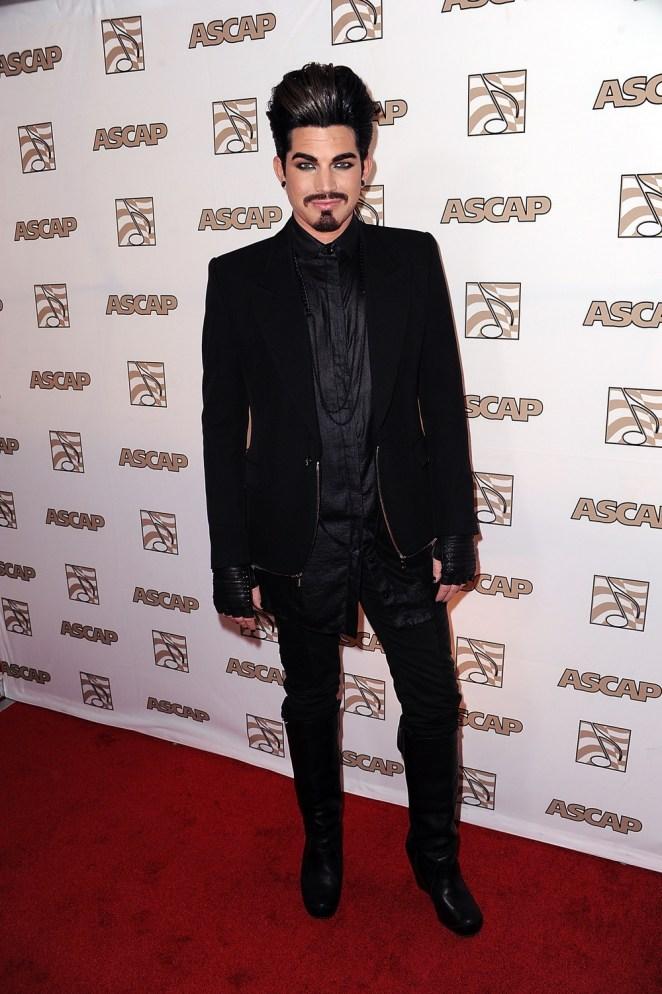 Adam Lambert 28th Annual ASCAP Pop Music Awards - Arrivals
