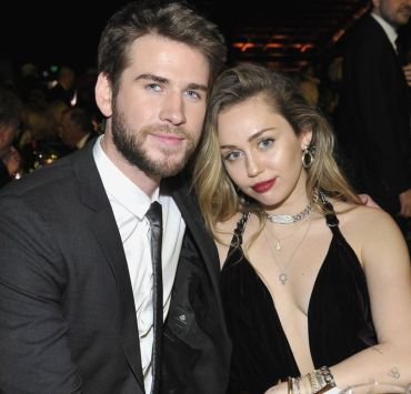 The Unfortunate Reason Liam Hemsworth Wasn't at the Grammys With Miley Cyrus 2