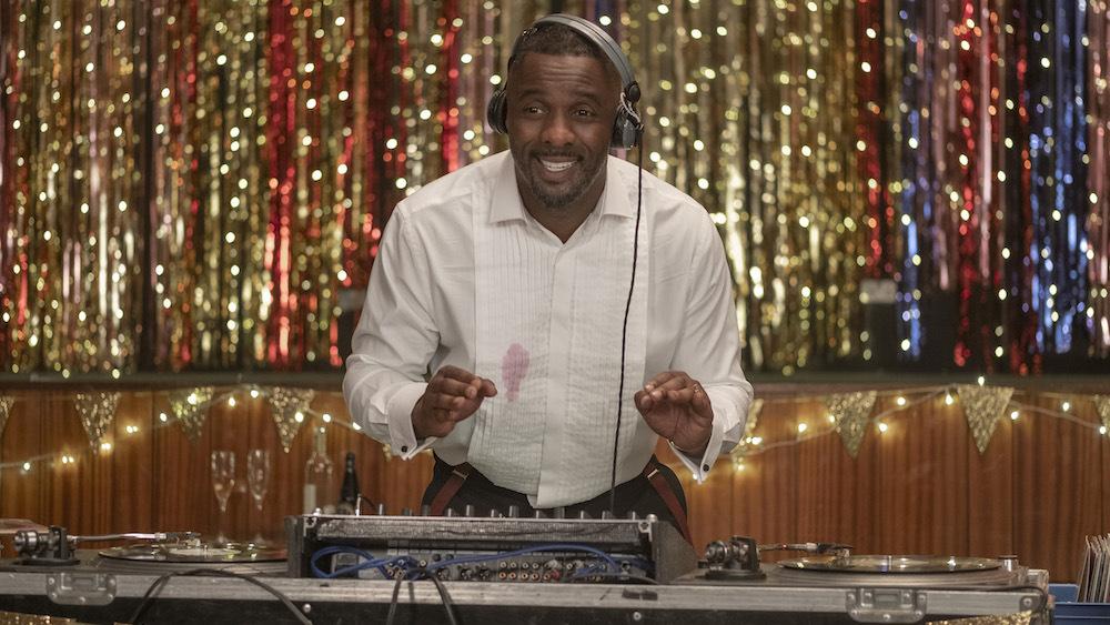 Idris Elba TURN IT UP, CHARLIE