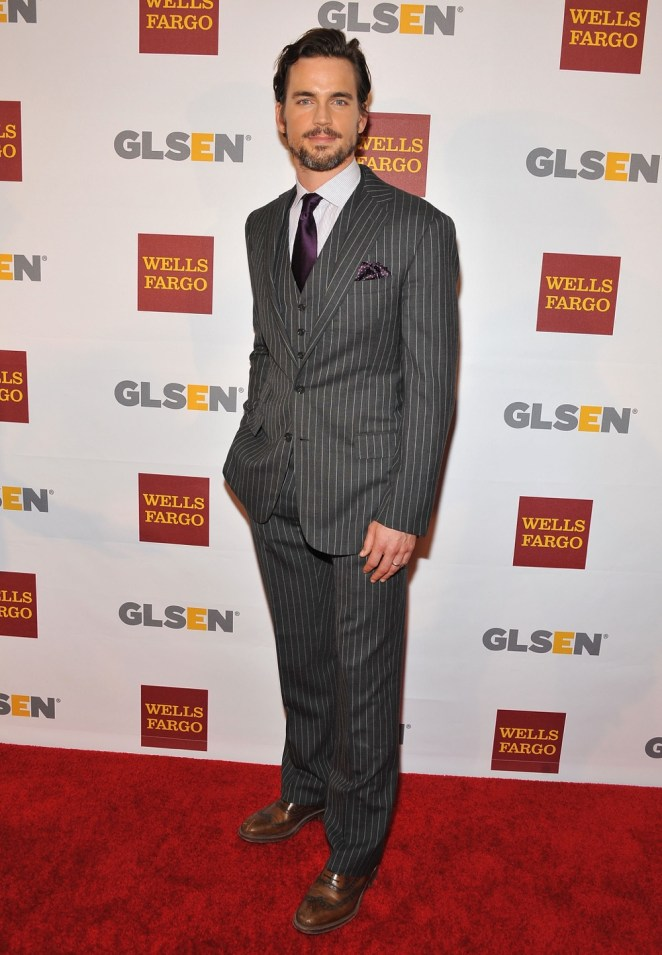 Matt Bomer 8th Annual GLSEN Respect Awards - Arrivals