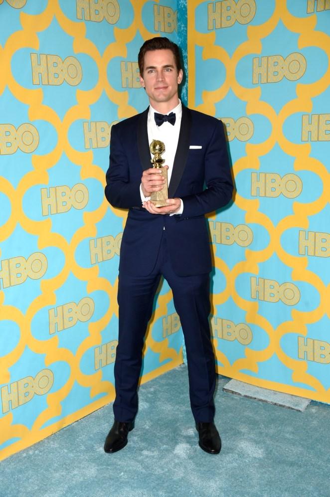 Matt Bomer HBO's Post 2015 Golden Globe Awards Party - Arrivals