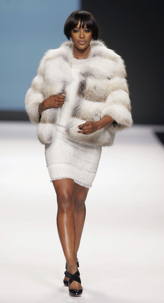 Naomi Campbell FashionWeekLive Presented By Sephora