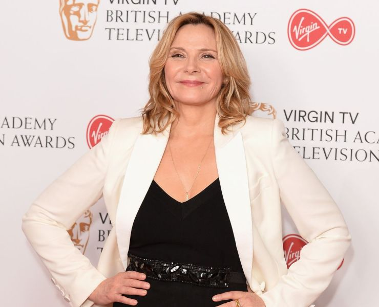 Congrats to Kim Cattrall on Her New Show! 1