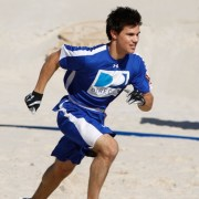 Taylor Lautner Fourth Annual DIRECTV Celebrity Beach Bowl ¬ù Game