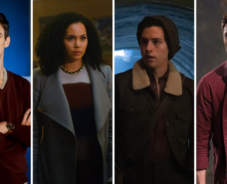 CW Renews 'The Flash,' 'Charmed,' 'Riverdale,' 'Supernatural,' 6 More 4