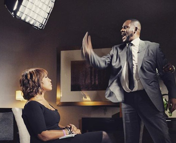 It Looks Like R. Kelly's Interview With Gayle King Went Great! 1