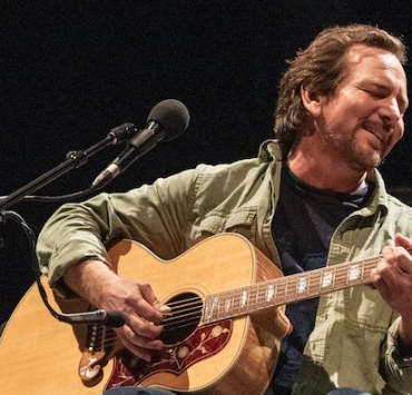 Watch Eddie Vedder Cover A Star Is Born's 'Maybe It's Time' 1