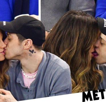 Pete Davidson Goes in on Tongues With Kate Beckinsale Confirming Romance Rumors 2