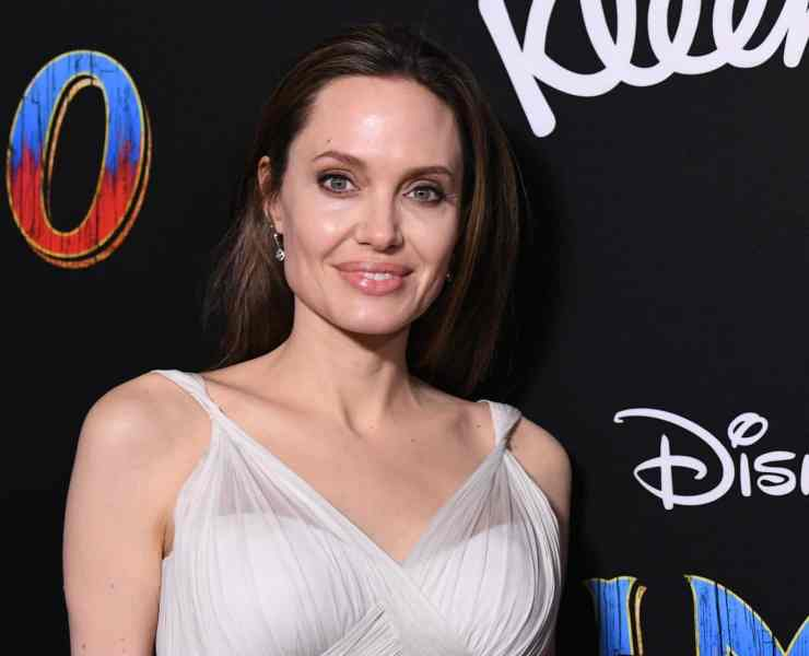 "Angelina Jolie Premiere Of Disney's ""Dumbo"" - Arrivals"