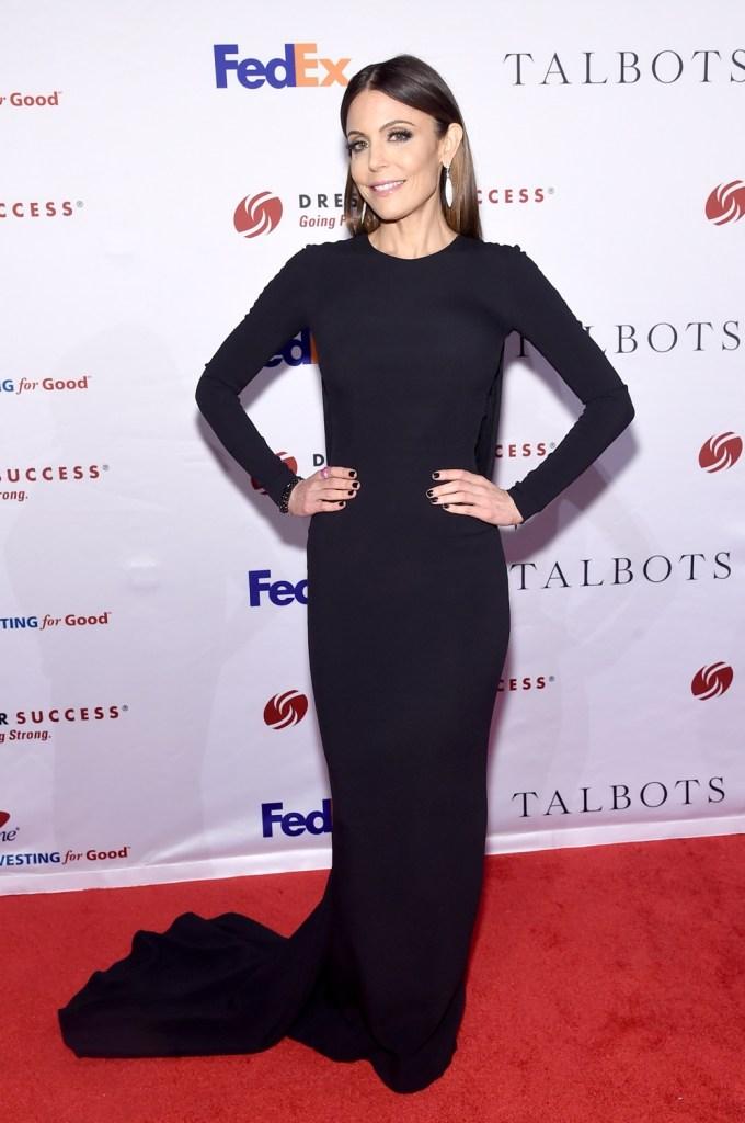 Bethenny Frankel Dress for Success Be Bold Gala