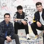 The Jonas Brothers Visit Music Choice