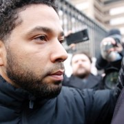 Jussie Smollett Bond Hearing Held For Actor Jussie Smollett After Disorderly Conduct Charge