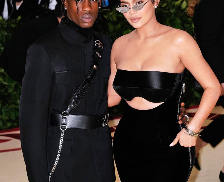 Travis Scott Denies Cheating on Kylie Jenner After He Cancels Concert Last-Minute Due to Illness 1