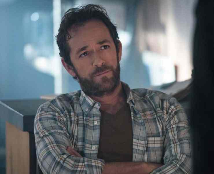 Luke Perry Riverdale