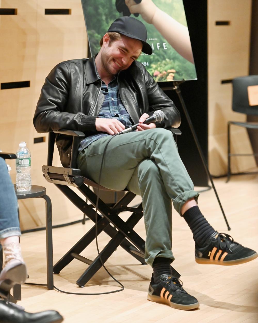 Robert Pattinson Film Comment Free Talk