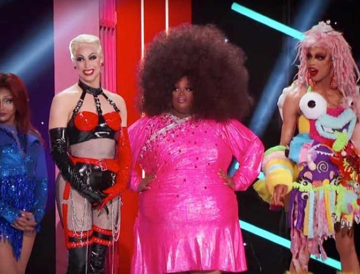 RuPauls Drag Race finale